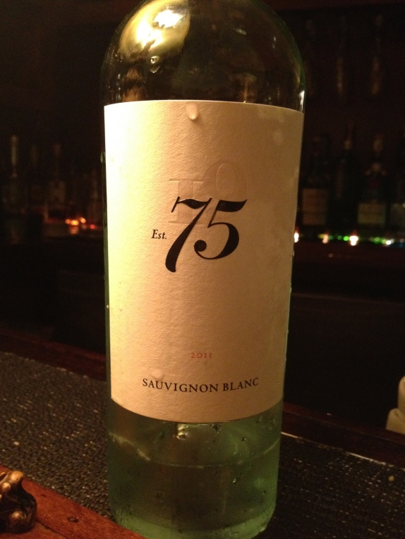 75 Sauv Blanc